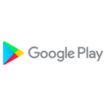 Google Play Logo Square