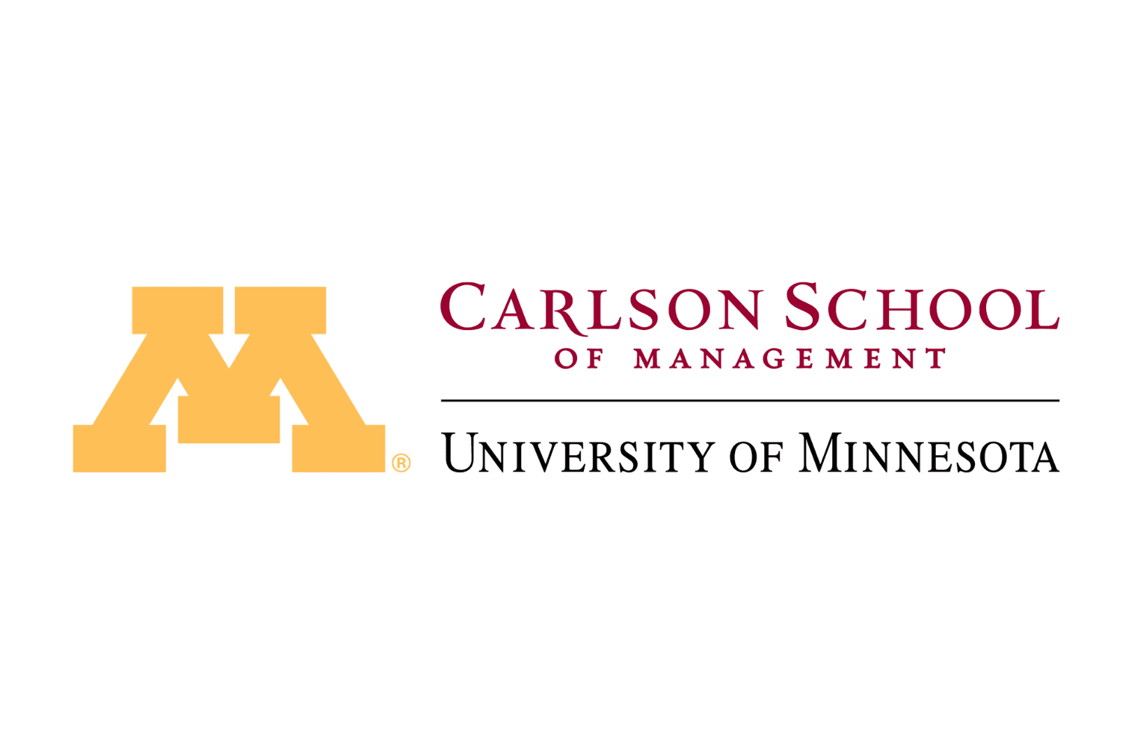 Carlson School of Management Partners Logo for Partners Section About Us (1)